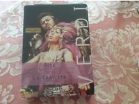 VERDI La Traviata , Aida , New DVD set special edition