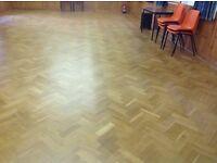 Oak Parquet Flooring only 12 months old