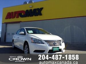2015 Nissan Sentra SV for only $106 B/W