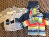 Baby boy clothing bundle 0-3mth #4