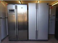 American Fridge Freezers - Dishwashers - Freezers - Fridges - Washing Machines - Tumble Dryers