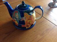 Large Whittards Circus Design Teapot
