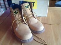 Caterpillar Boots size 10