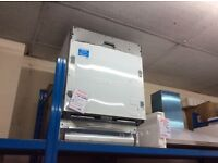 Full size integrated dishwasher new graded 12 mth gtee