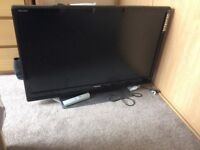 Toshiba 42inch tv for spares or repair.