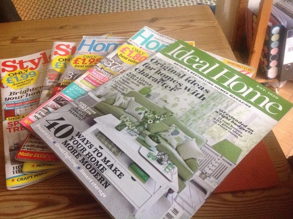 Free Home Improvement Magazines