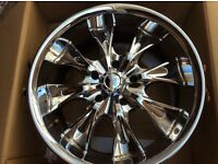 "20"" Dodge Ram Chrome Wheels"