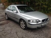 HERE IS A STUNNING S60 D5 VOLVO WITH 12 MONTHS MOT AND NO ADVISORIES
