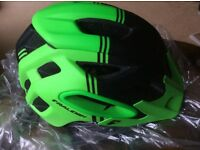 As New Raleigh Magni Cycle Helmet
