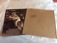 Led zeppelin vinyl album