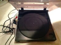 Kenwood Linear Direct Drive Tracking turntable