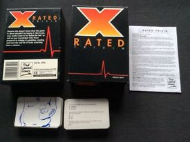 X Rated Trivia Game