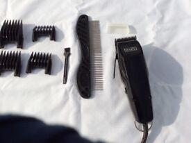 Whal dog clipper kit