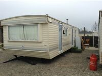 Static caravan to let. 180 per week all bills Included Romford