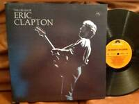 "The Cream of Eric Clapton 12"" Vinyl Record (Best of)"
