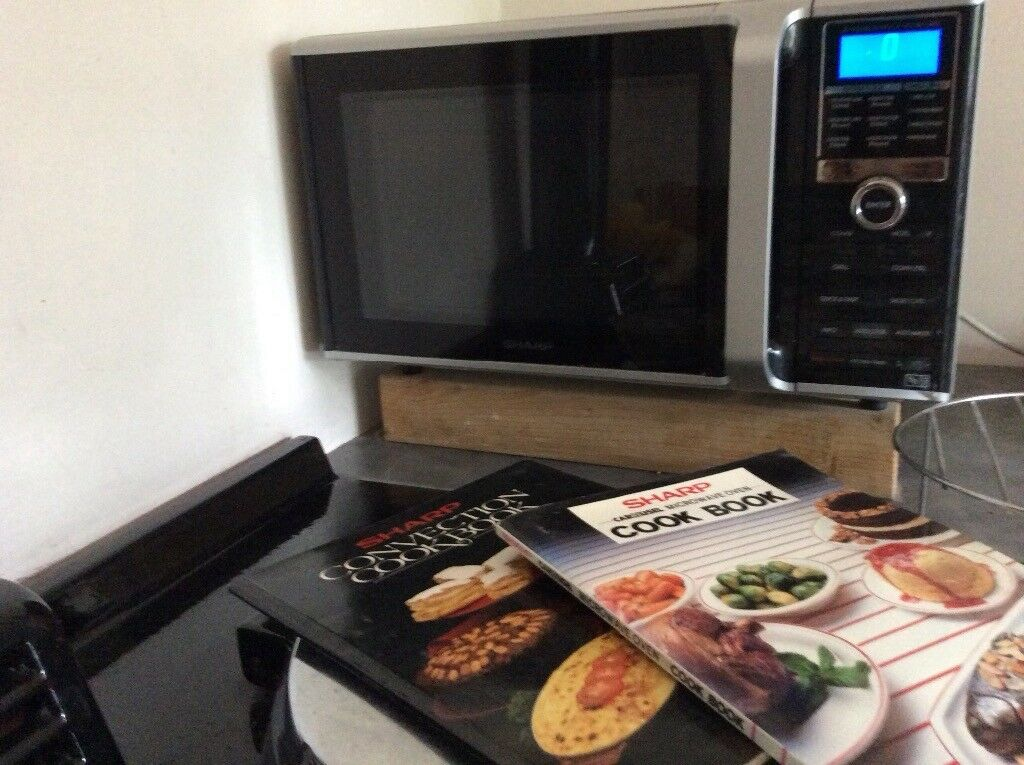Sharp Microwave Convection Oven 26ltrs