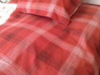 King Size Duvet Cover and Pillow Slips from Next