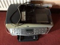 HP officejet 7210 combined printer, fax, copier, and scanner