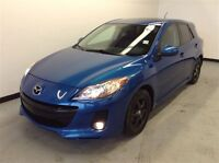 2012 Mazda MAZDA3 GS-L SkyActiv! Leather!