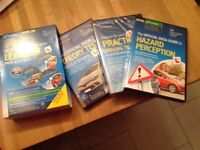 The Official DVSA Complete Learner Pack