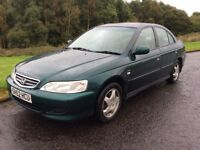 💥PX MUST GO 2003 HONDA ACCORD £395 only💥