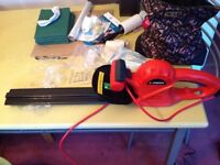 Sovereign HTEG34C Electric Hedge Trimmer - 400W working perfectly