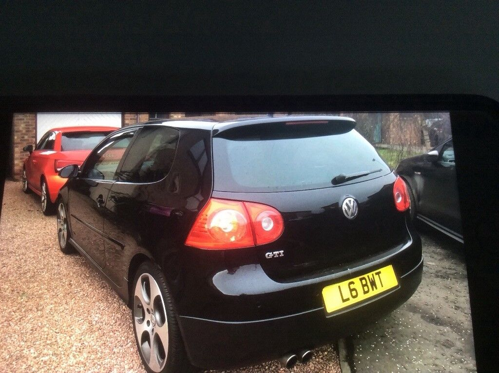 VW GOLF GTI 3 DOOR