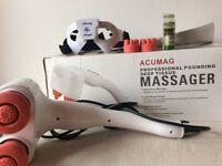 Professional deep tissue massager