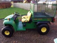 John Deere gator. 4x2 petrol, very good condition