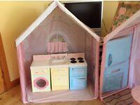 Play house-Rose Petal Cottage Village