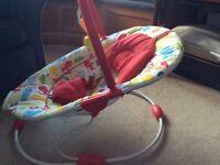 Red Kite Snuggi Bouncer