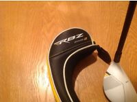 Taylormade RBZ stage 2 rescue as new