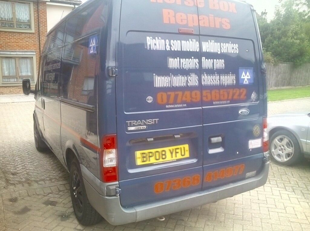 Daz pickin Mobile welding services car repairs and servicing