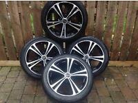 Borbet alloy wheels ( focus)