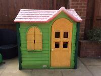 Little Tikes House