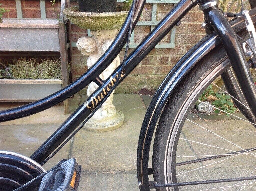 Ladies Dutch bicycle