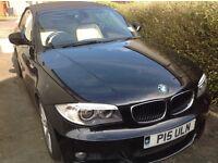 BMW 118d M Sport Convertible