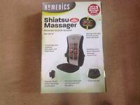 Shiatsu Massger Brand New never used