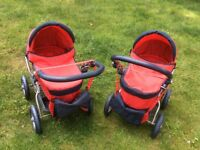 Silver Cross Toy Pram (2 available)