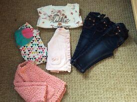 Baby girl bundle 6-9 months Next