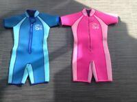 Jo Jo Maman Bebe children's wetsuits