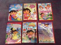 DVD Dora, Monster High
