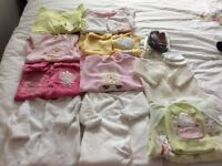 Baby Girl Clothes from birth till 6 months