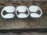 30 X VAD-CHAIR Casamania design - reception/ hall/ office RRP £212 each.