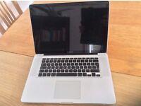 "Macbook Pro 15"" Late 2008 2.4 2GB Ram"