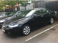 2007(57) 86,900 miles Honda accord type r automatic full serv hist £2,950