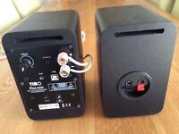 Active speakers (Tibo plus mini) BLACK