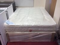 New double bed delivery available