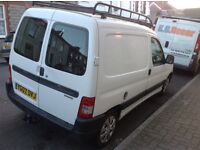 Citroen Berlingo 07 plate
