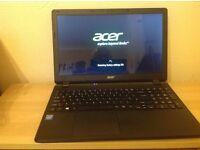 "Acer Aspire ES1-512, 15.6"" laptop with Windows 8.1"